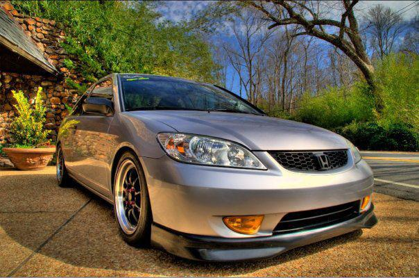 2004 Honda Civic Rims