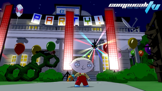 Family Guy Back To The Multiverse Xbox 360 Región Free Descargar 2012