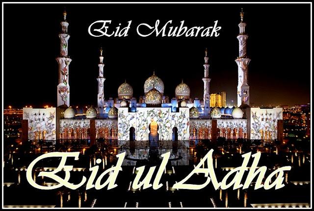 Salam Hari Raya Aidiladha 1436H/2015