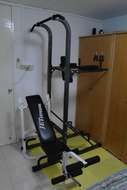 Singapore home gym step by guide to setting up a