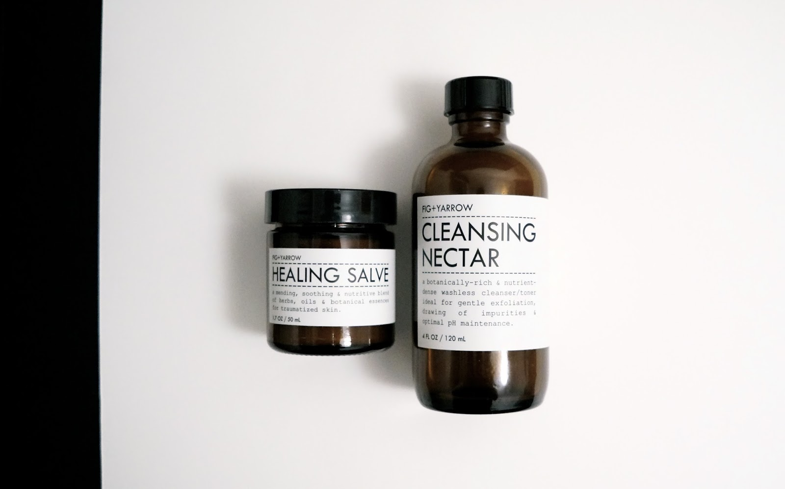 FIG+YARROW Healing Salve Cleansing Nectar Antelope Shop boutique lexie Blush