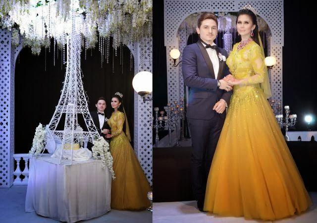 Resepsi Wedding Of The Year Rozita - Zain Ringkas Bertema Inggeris