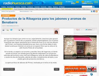 Radio Huesca Jabones del Pirineo