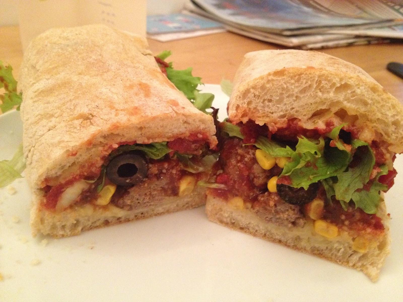 recipe: meatball marinara subway recipe [29]