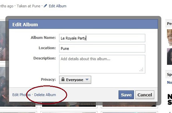 gambar profil anda advertising cara menghapus foto di facebook cara