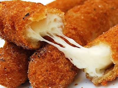 Fried Mozzarella Cheese Sticks | Easy and delicious recipes collection