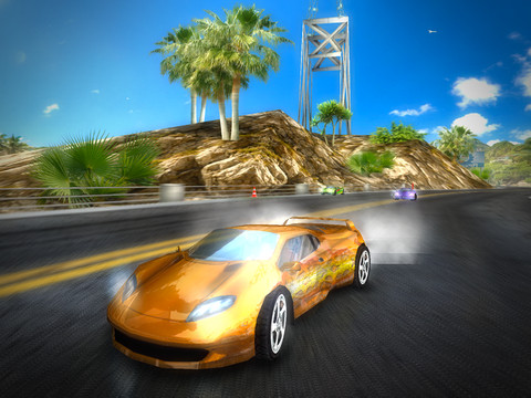 screenshot 2 Race illegal High Speed 3D v1.2.2