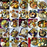 Indian State Thali's