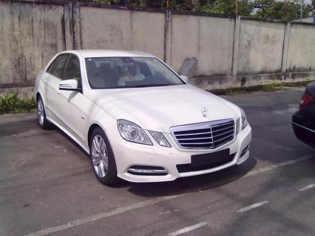 Cho thuê xe VIP Mercedes E250