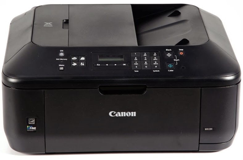 impresora canon PIXMA MX391