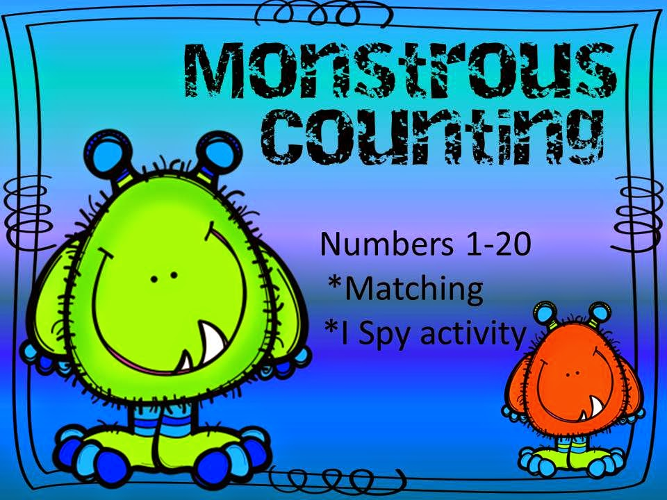 http://www.teacherspayteachers.com/Product/Monstrous-Counting-1530041