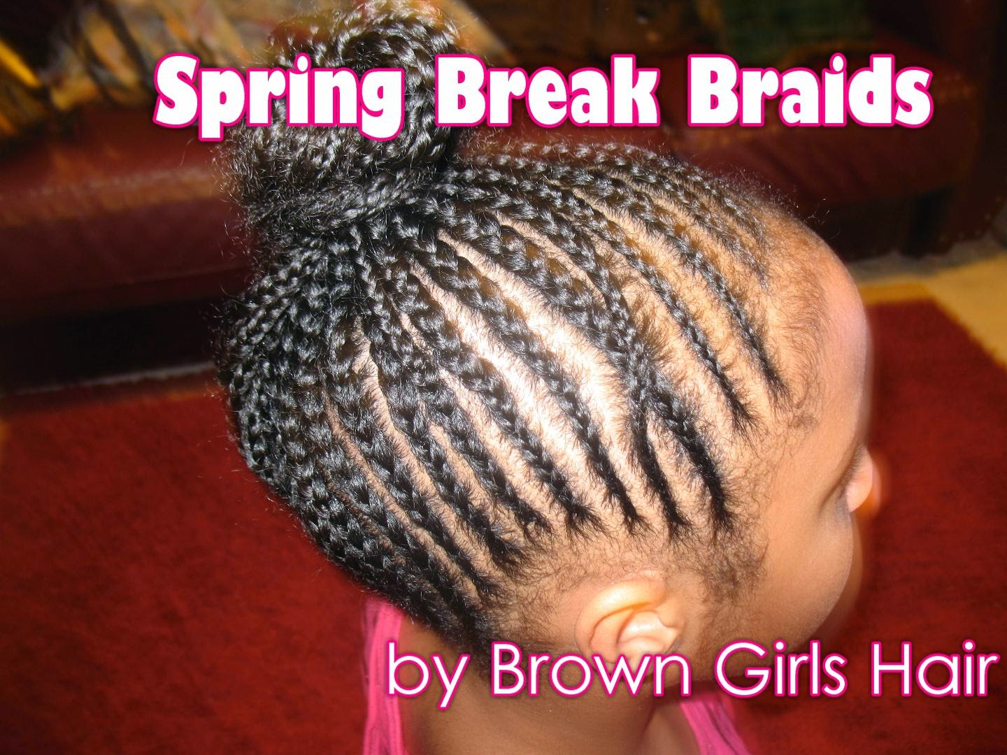 braids hairstyles for little black girls