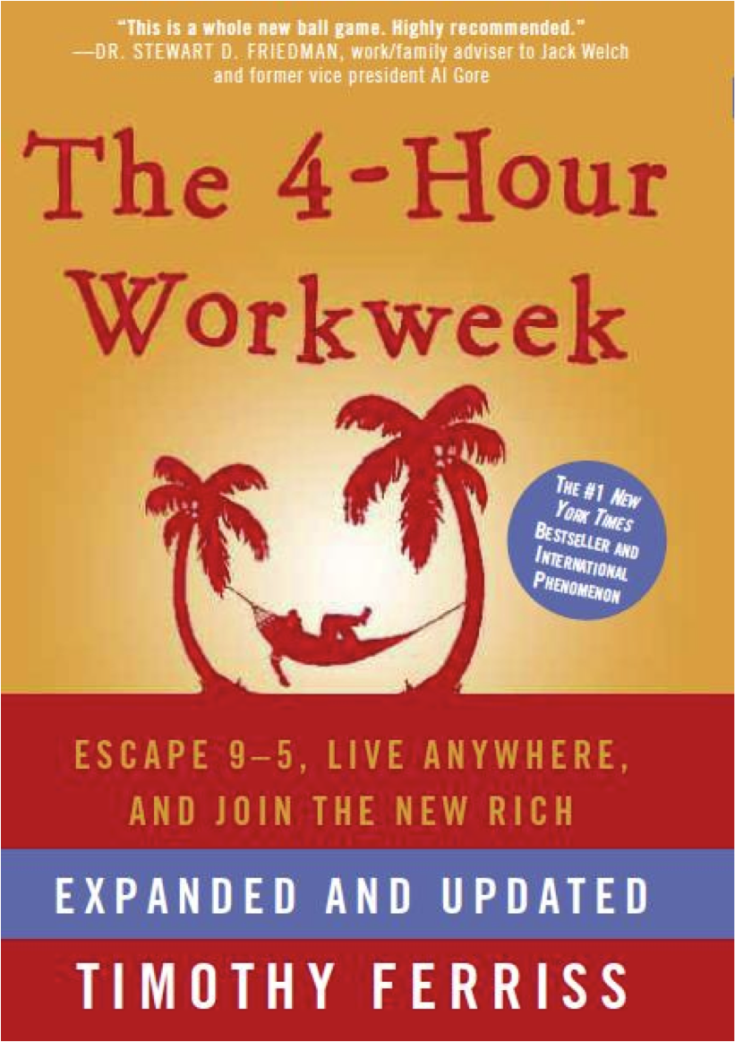 the 4 hour workweek tim ferriss