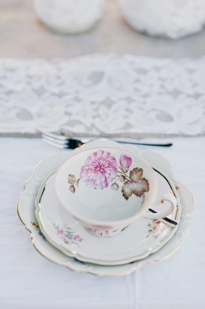 boda de estilo provenzal francés