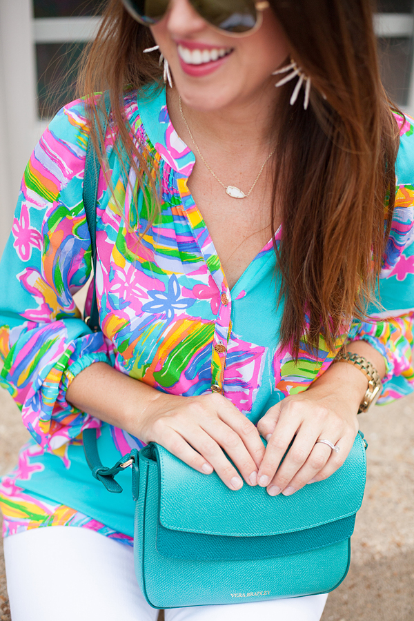 Here&Now: Lilly Pulitzer Elsa tunic
