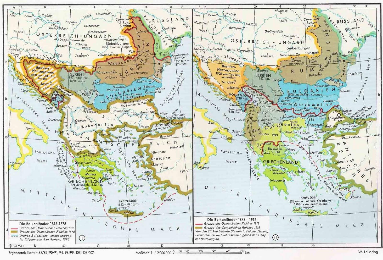 Historia y Geografa Balcanes I