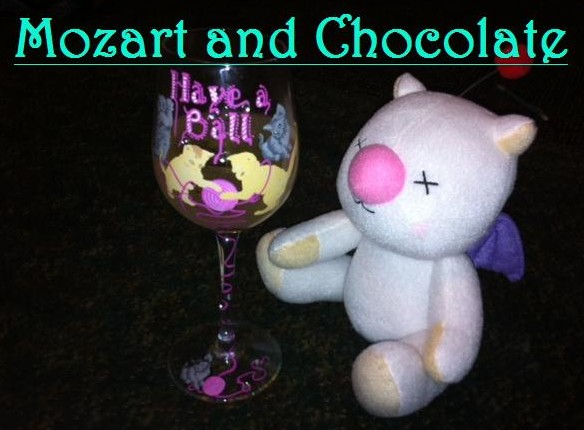 Mozart and Chocolate