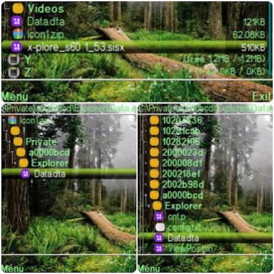 moding x-ploler V1.53 full icon