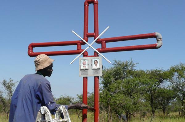 Kenia, Uganda y República Centroafricana son territorios de misión