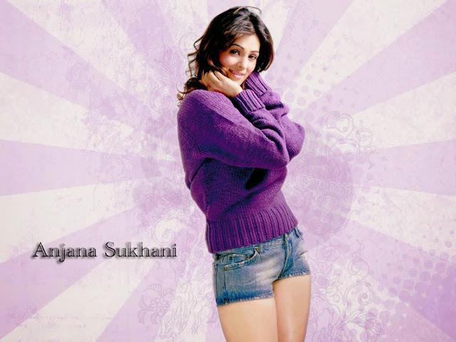 Anjana Sukhani HD Wallpaper
