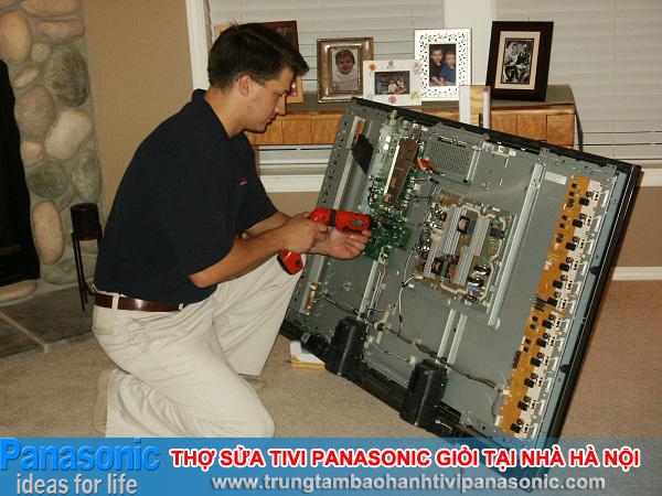 Cần tìm thợ sửa tivi Panasonic giỏi tại nhà Hà Nội?