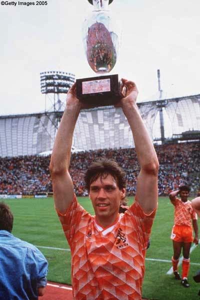 Marco van Basten, Múnich, 1988, EURO, Holland, Holanda, Netherlands, Países Bajos,