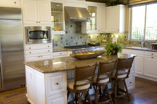 Home Improvements: Kitchen islands design ideas