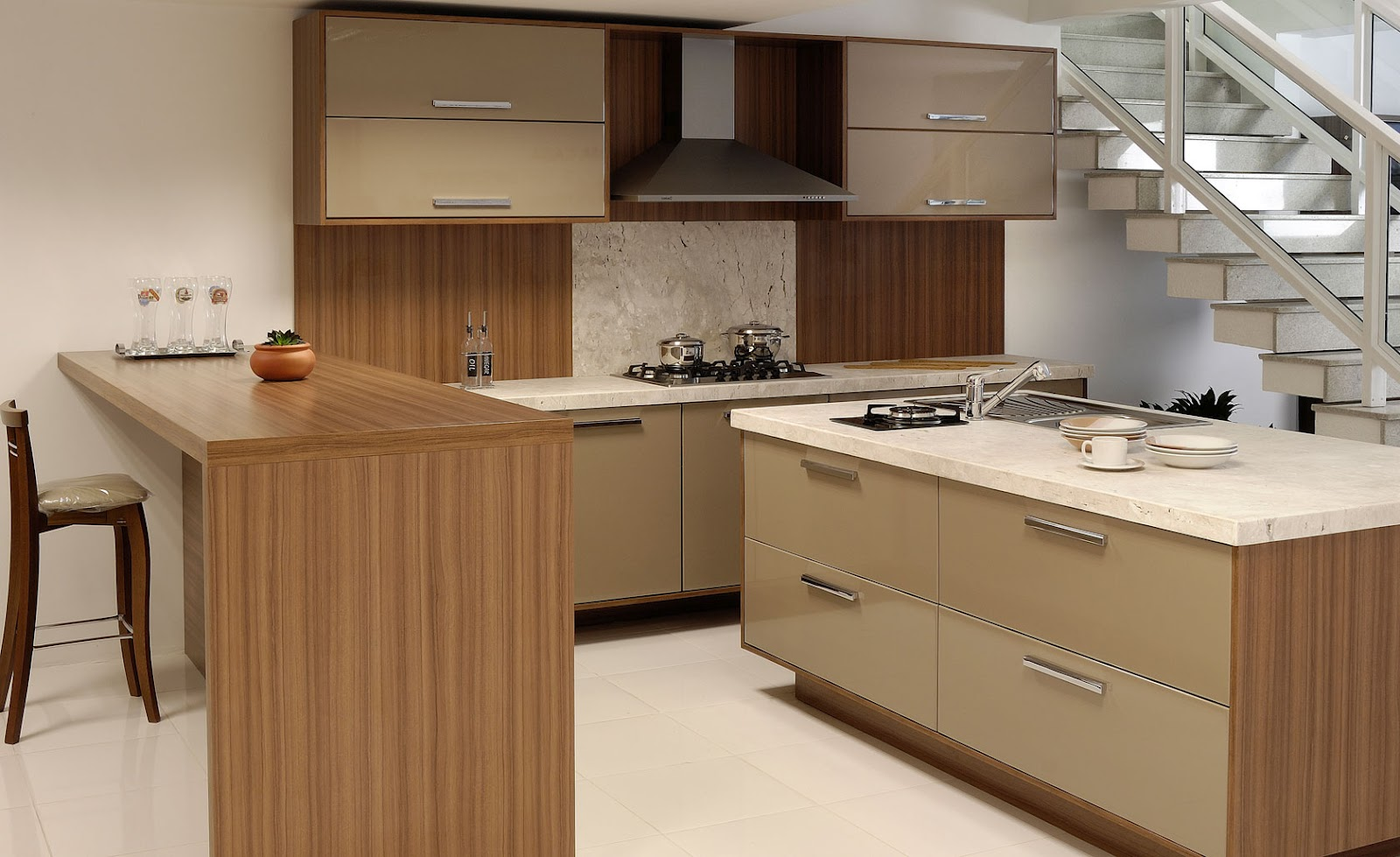 Imagens de #382214 Lar Mobile Móveis Planejados: Cozinhas 1600x979 px 3714 Banheiros Planejados Sofisticados
