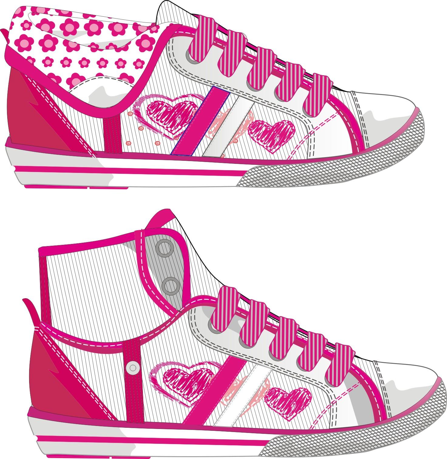 Shoes design casadisegno dise os de calzado urbanos de ni a for Diseno de zapatos