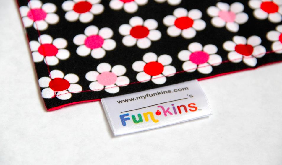 Funkins Napkins #LetsBeLitterFree