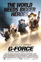 G-Force 2009 720p BRRip Dual Audio