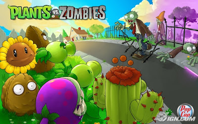 Download Game Plants Vs. Zombie | Download Game Baru