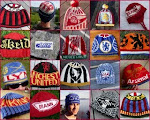 Football hats