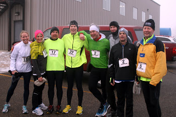 YMCA Frozen 5k 2012