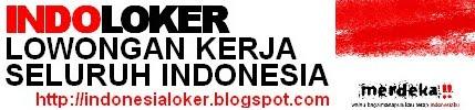 Lowongan Kerja Seluruh Indonesia