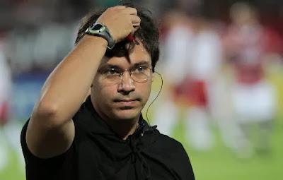Dado Cavalcanti no Santos FC