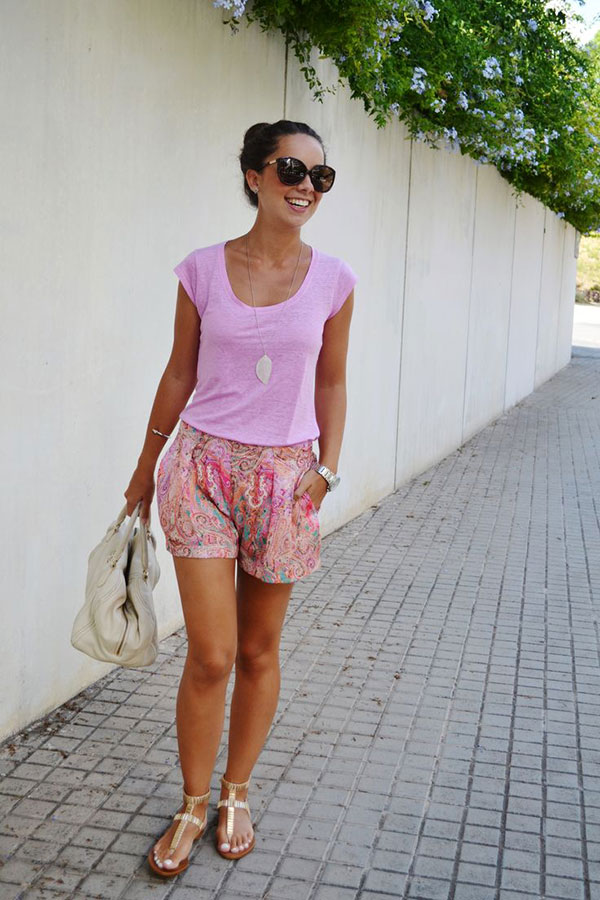 Top 5 Style Tips On How To Wear Printed Shorts