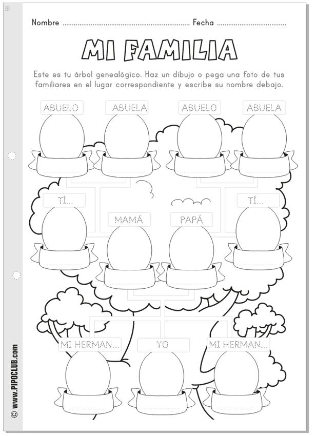 Juegos educativos pipo mayo 2012 for Concepto de familia pdf