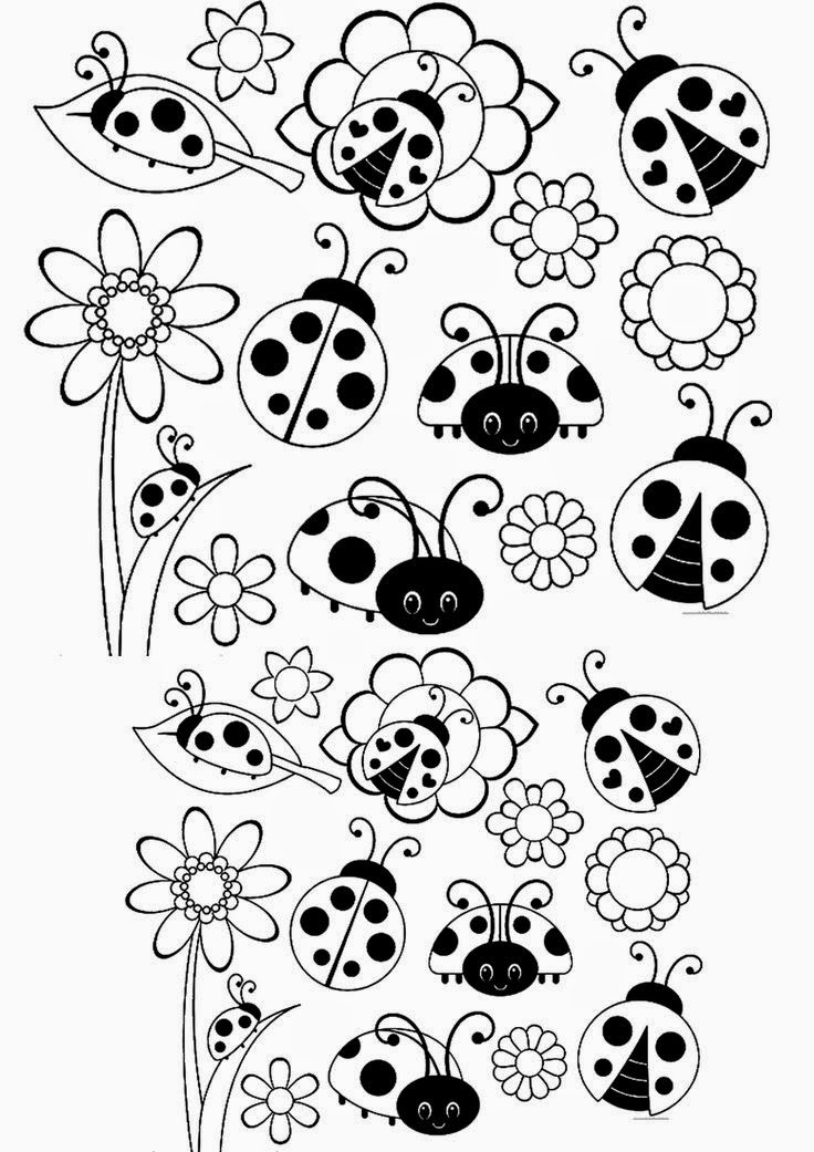 Miraculous Ladybug Coloring Page Images
