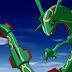 Confirmada la mega evolución de Rayquaza
