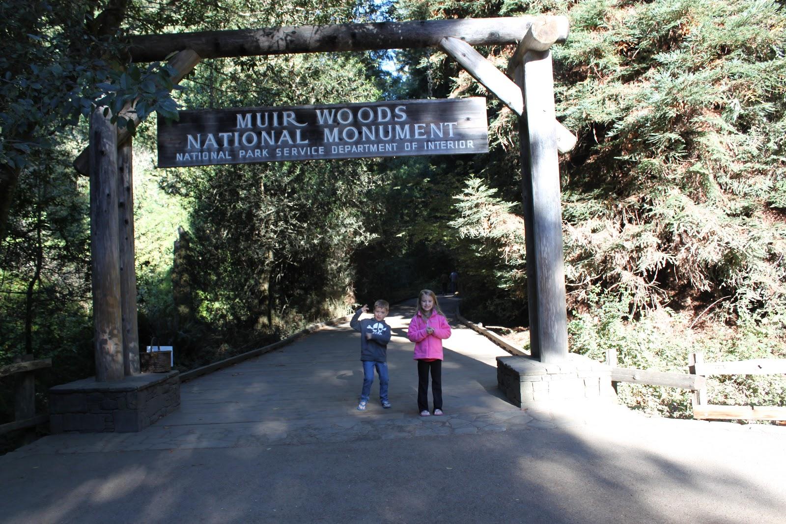 Car Parking Shuttle For Muir Woods