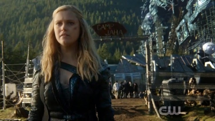 "The 100 - Blood Must Have Blood, Part Two - Season Two Finale Review: ""Freedom, At A Price"""