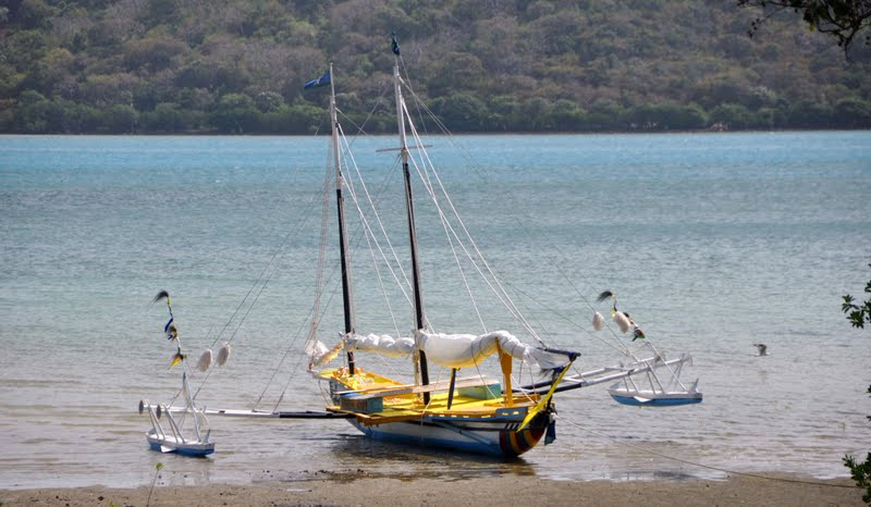 how to get to thursday island from horn island