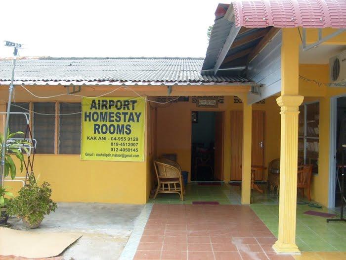 LANGKAWI AIRPORT HOMESTAY/ INAPAN