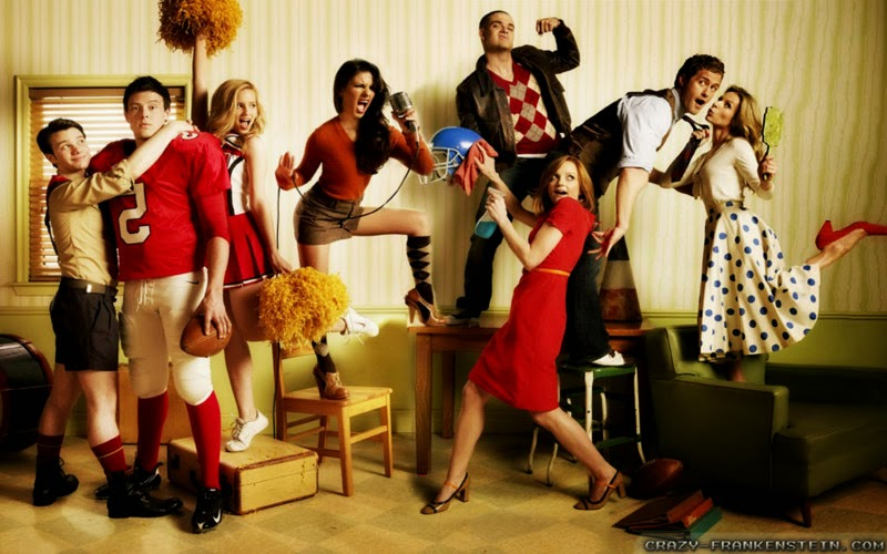 we love glee