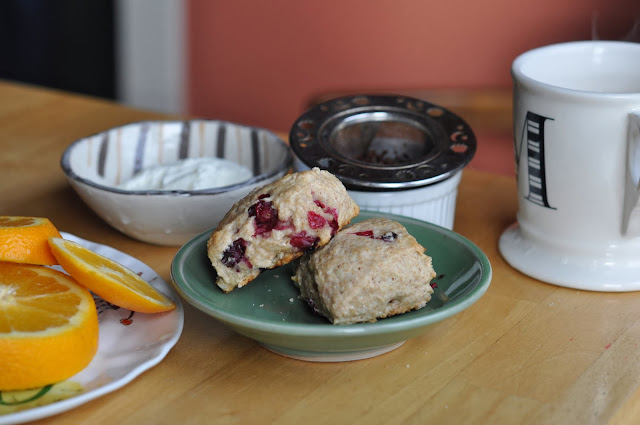 cranberry scones, tea scones, scones recipe, tea time, portland blog, portland blogger, porltand oregon blogger