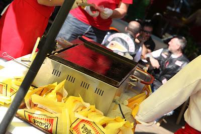 20 Kızıltoprak Showroom daki barbekü partimizden Fotoğraflar.