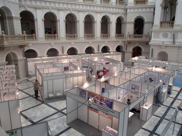 7. Międzynarodowa Warszawska Wystawa Wynalazków - stoiska