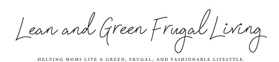 Lean and Green Frugal Living