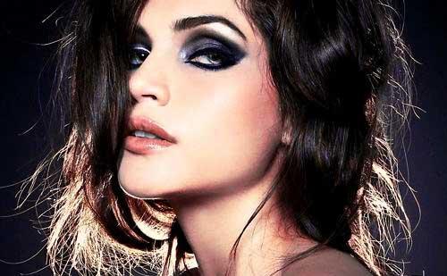 Como maquillar los ojos ahumados o smokey eyes for Como maquillar ojos ahumados paso a paso